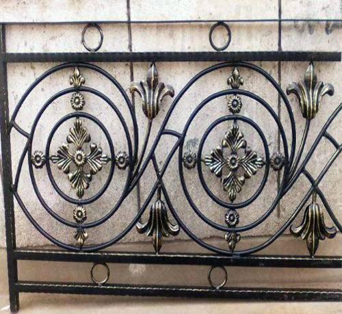 铁艺护栏的优点及工艺流程(图4)