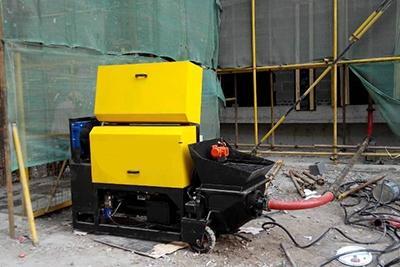 二次构造柱泵使用性能详细介绍以及优势