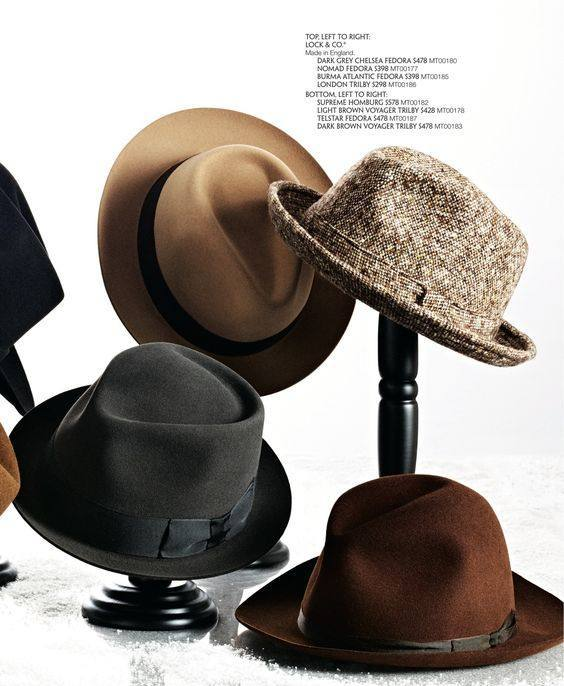 一款礼帽让人星光四射 尽显潮流时尚范的!