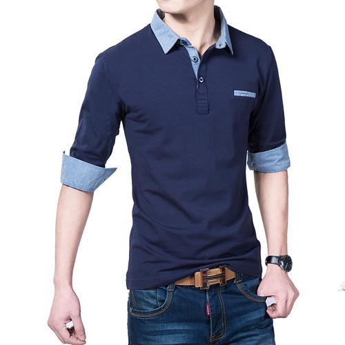 時尚百搭的polo衫,個性且超有范!