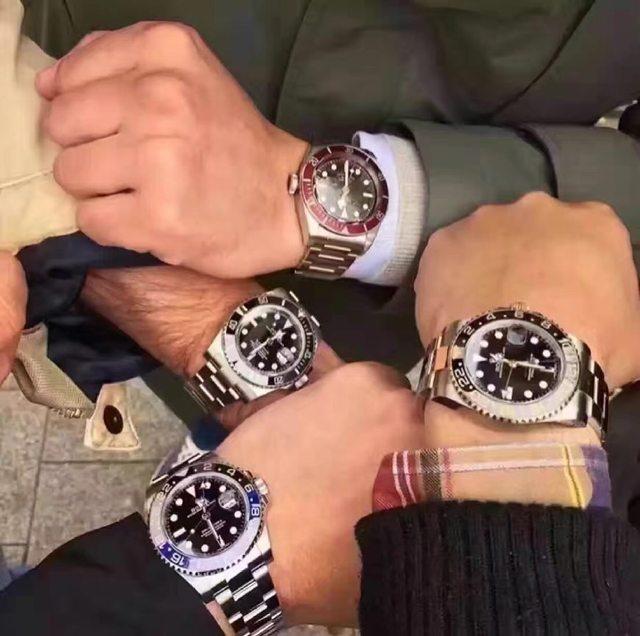 高仿手表和复刻手表是否靠谱?