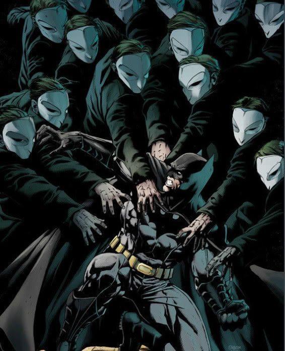 哥谭市另一位黑夜支配者--猫头鹰法庭