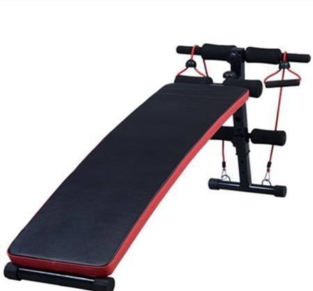 仰卧起坐板,练出腹肌的好工具-轻博客