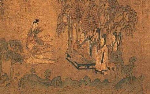 中国传世名画,这四幅无与伦比