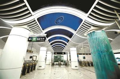 """北京年内再开通3段地铁线路 """"轨道上的京津冀""""将真正跑起来"""