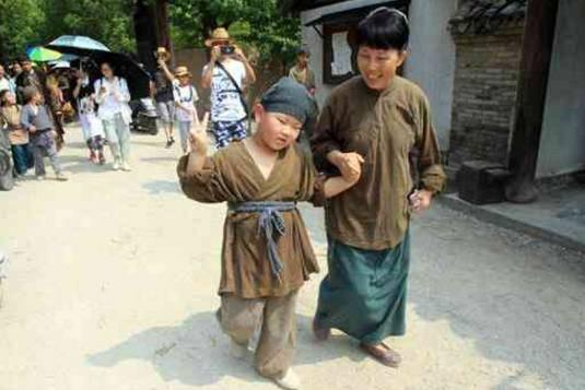 《琴剑之李白》象山开机,演员金粮饰演冷面校尉若关公