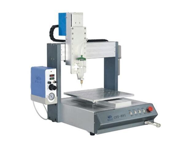全自动点胶机组成结构的实用性介绍
