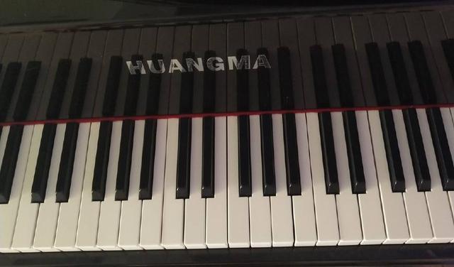 钢琴培训黑键的认识