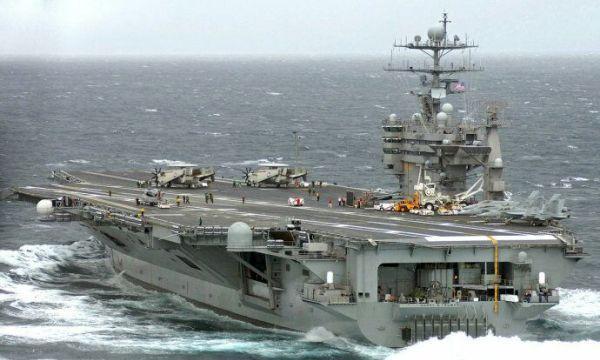 曝中国新型航母舰岛 内藏秘密武器直追美航母