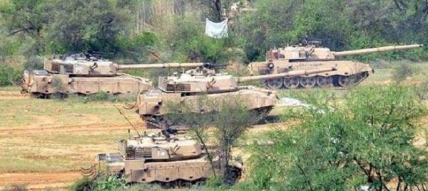 印军打不过巴军老坦克怎么办?俄罗斯太贴心了