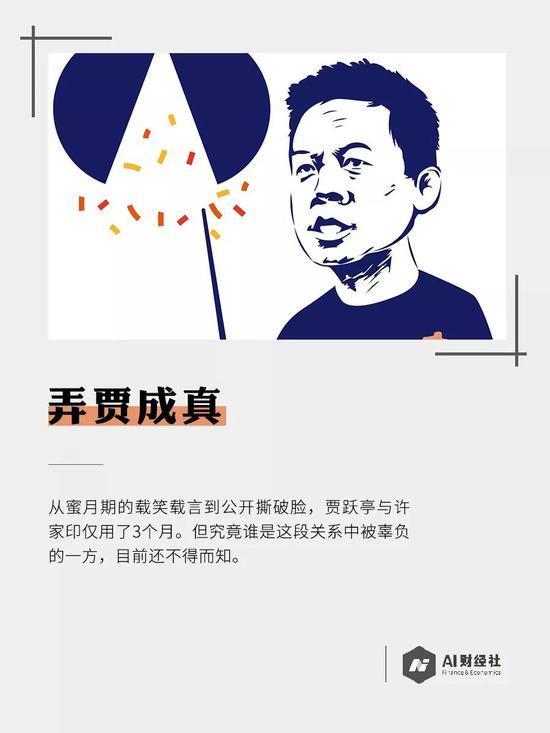 """弄贾成真:恒大一纸公告 贾跃亭成了""""负心汉"""""""