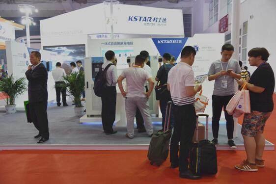 充电桩产品点亮德维斯2017北京充电桩展