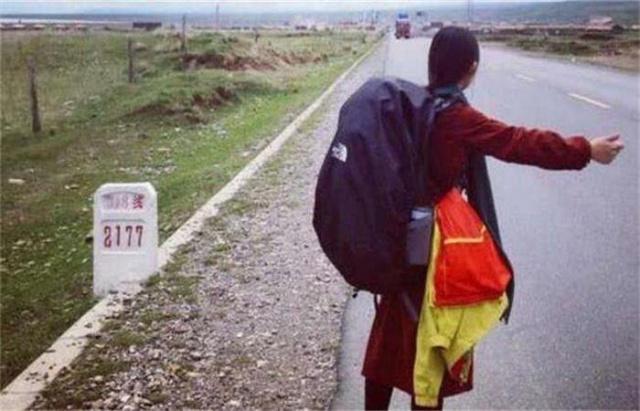 """川藏线途中不""""洗浴"""",穷游女有自己的想法 川藏线旅游攻略 第3张"""