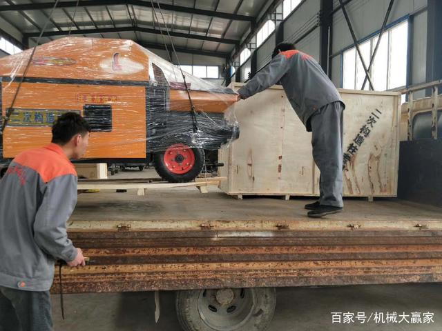 工地二次构造柱浇筑泵使用攻略大放送