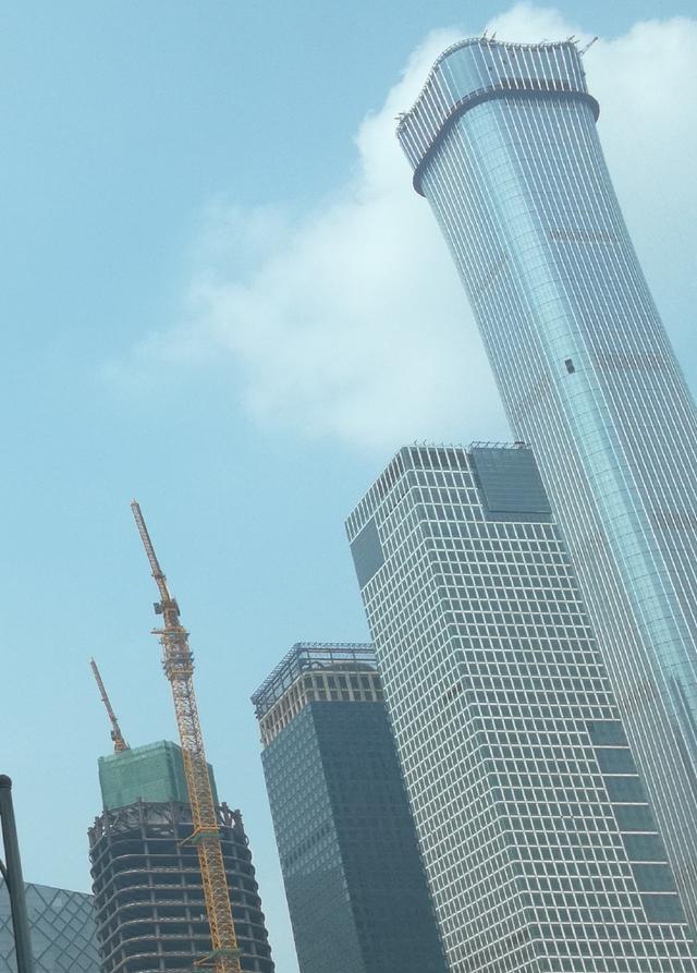 中国尊-北京壮观的天际线!(图12)