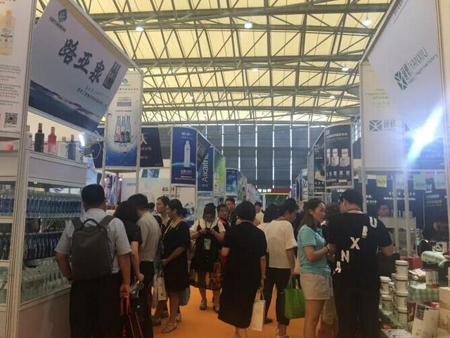 聚焦上海高端水博会 共促健康饮水产业发展