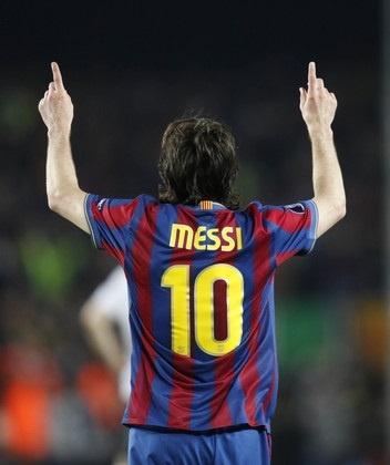 数字详解梅西欧冠106球:单场进5球创造历史,对