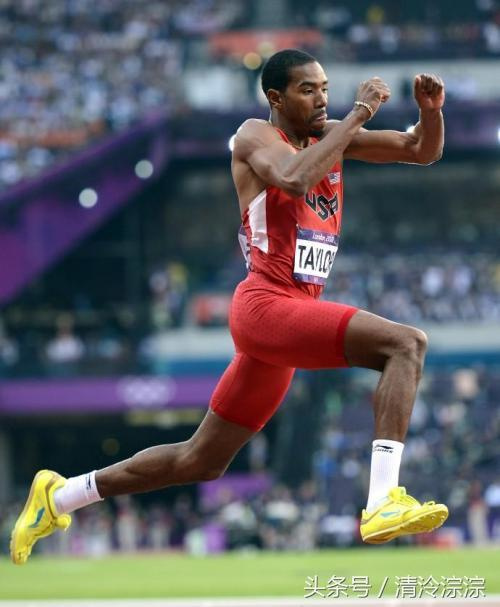 为什么三级跳远运动员跳那么远?原来他们是这-轻博客