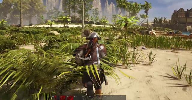 高人氣Steam沙盒遊戲排行,《ATLAS》主播殺金豬輕松升級