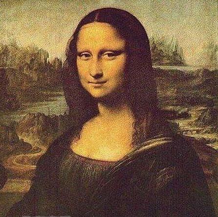 达芬奇名画《蒙娜丽莎》竟藏有惊天秘密