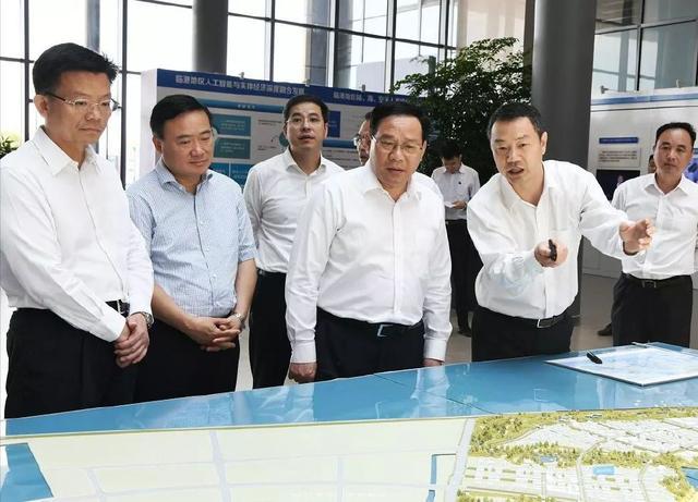 李强今天调研临港:这是上海面向未来发展的重