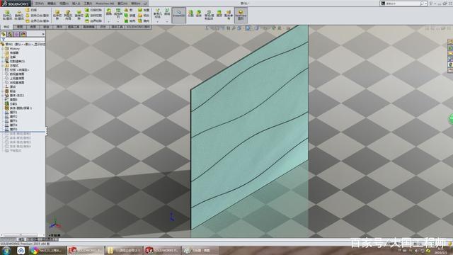 用SolidWorks钣金画的弯头圆管