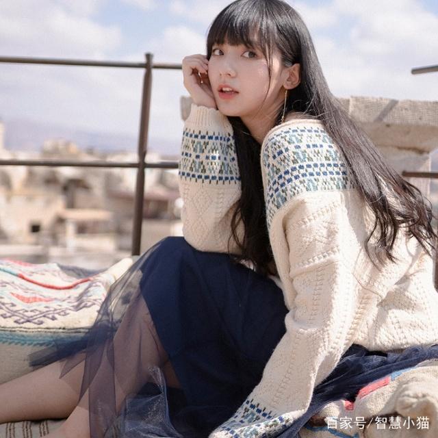 百搭针织衫,优雅有魅力