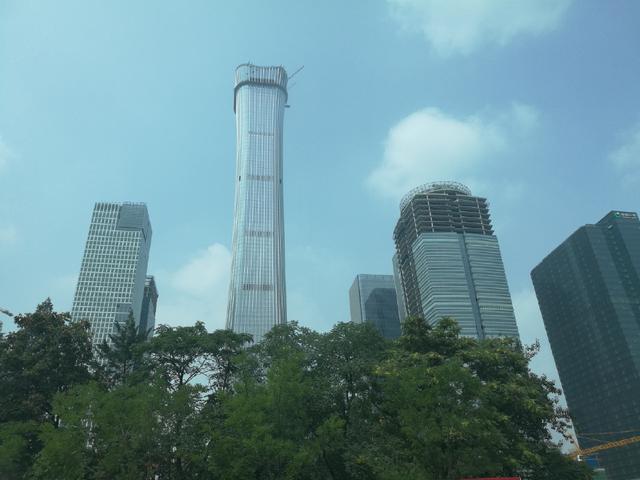 中国尊-北京壮观的天际线!(图6)