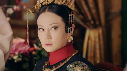 《延禧攻略》妆容走在时尚前端,原来韩国咬唇妆从这里来的