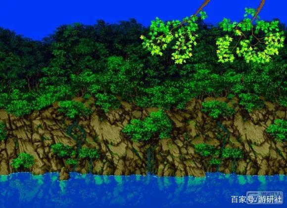 《侍魂:斩红郎无双剑》里的那个美丽溪谷,在现实中真的存在