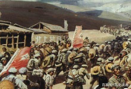 关于红军长征的资料 关于红军长征的史实