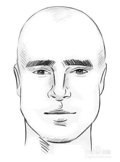 发型要根据头型来定