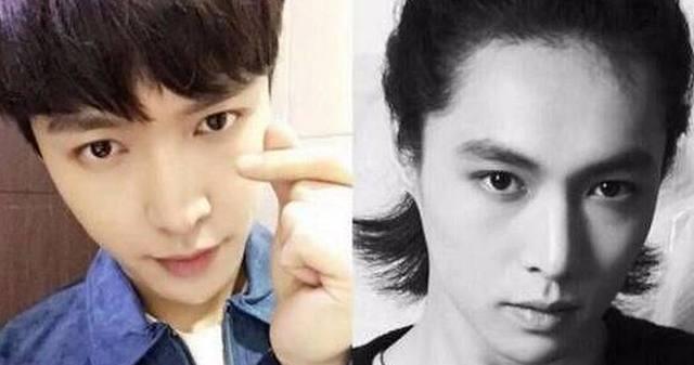 男星有無劉海對比照,王俊凱張藝興李敏鎬,誰更合你的眼?