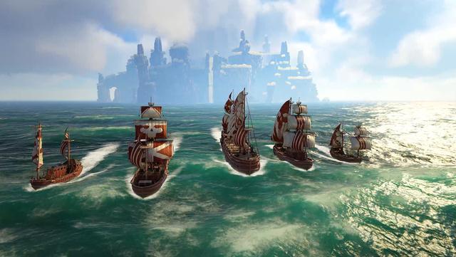 高人氣沙盒遊戲排行榜,《ATLAS》主播因沒錢遭船員背叛