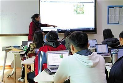 国际学校·中考后 外语能力是一道门槛