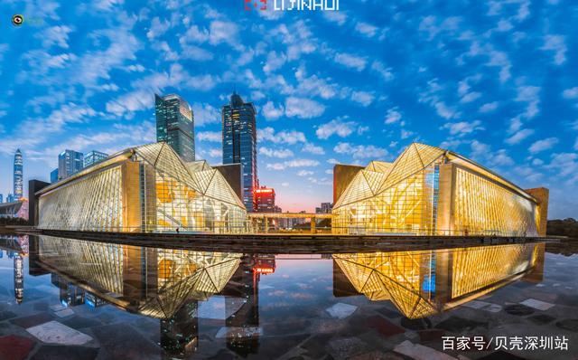 视觉深圳|城市地标印象