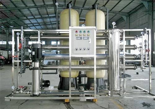 为什么要在水处理设备中加碱?起什么作用?