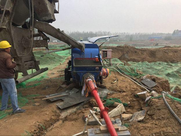 新型细石泵的特点