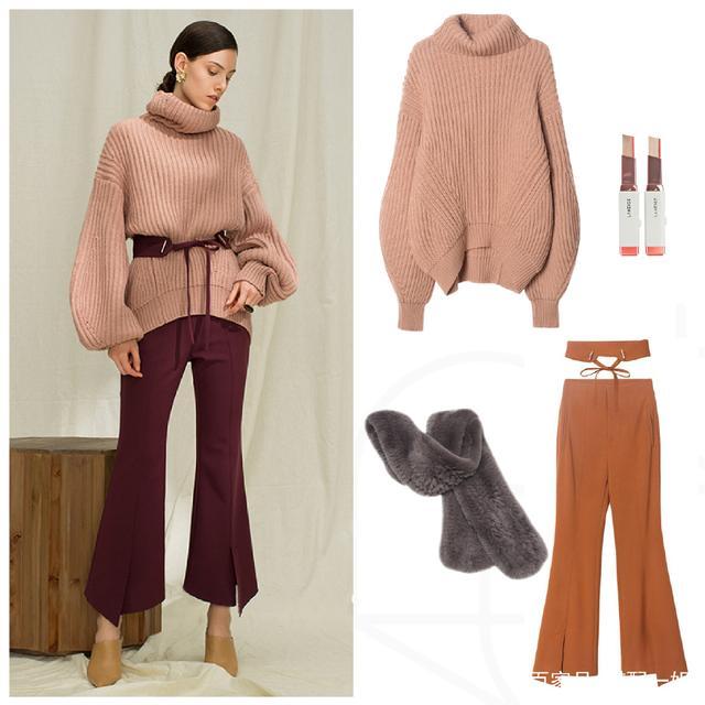 秋冬毛衣搭配推荐,10款可内搭可外穿的毛衣,减龄显瘦超温暖