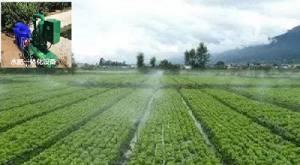 农业灌溉中砂石过滤器可作为独立的过滤系统