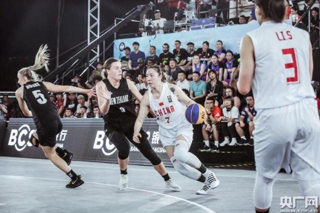 2019国际篮联三人篮球亚洲杯24日在长沙开幕