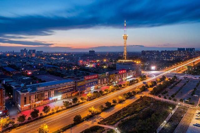 河北省的一个县级市,地名为山西简称,看看有什么渊源?