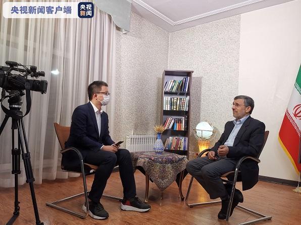 專訪伊朗前總統艾哈邁迪·內賈德:地區國傢應尋求發展合作