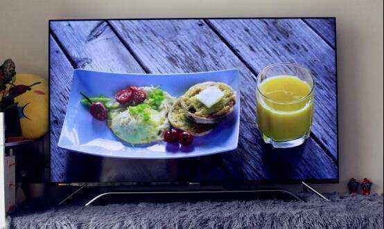 液晶电视不仅要薄,画质又好,煌彩技术到底有多厉害?