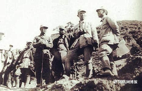 「1945年日军占领范围」关家垴战斗