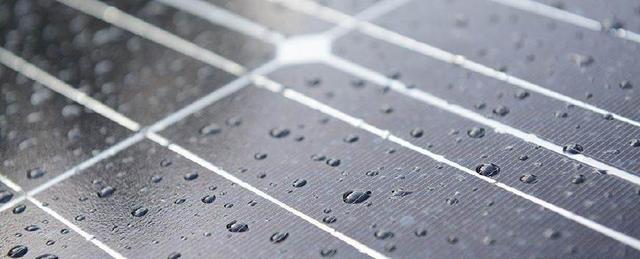 苏州大学学者研制混合型太阳能电池板,阴天下雨照样发电