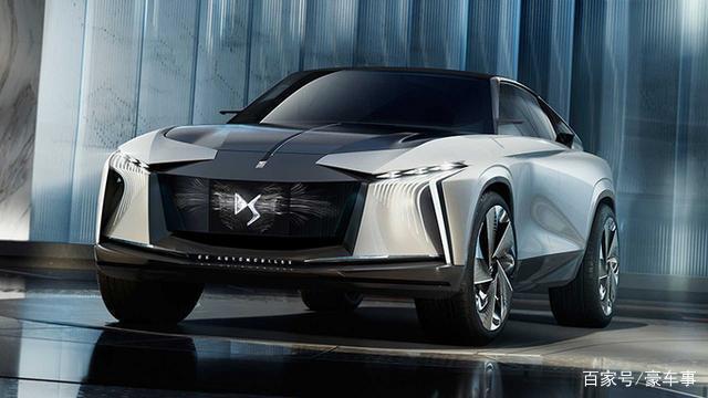 DS计划5年后只提供新能源汽车,新款概念车突出环保设计