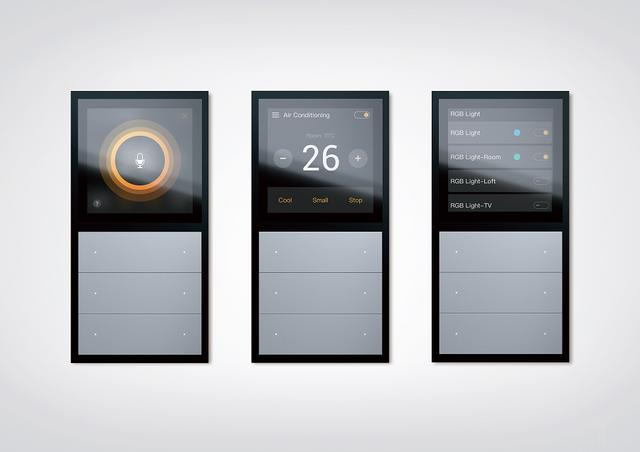 欧瑞博发布超级智能面板MixPad,打造前装型智能家居入口
