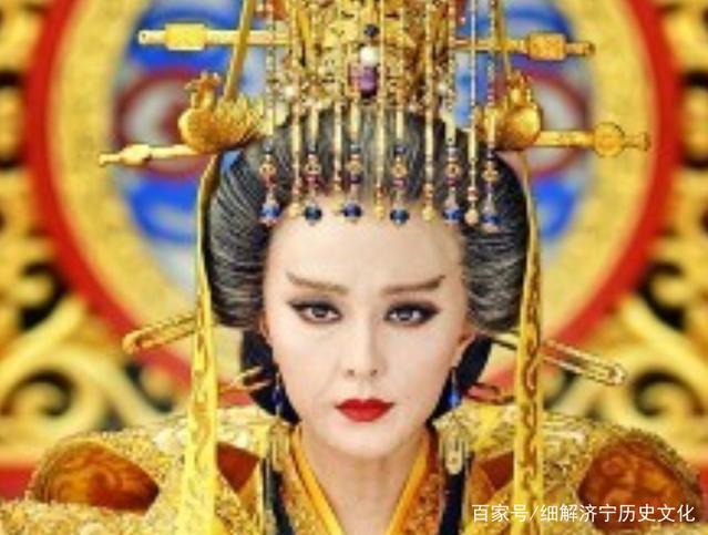 一代女皇武则天,是怎么从宫女到皇帝蜕变过来
