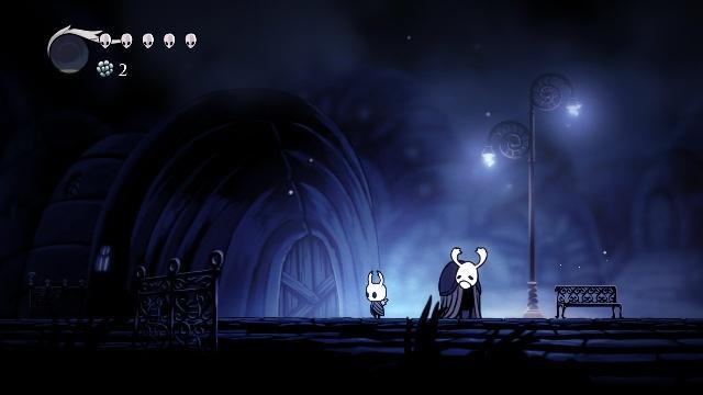 空洞骑士评测:与君一起探索地下城的奥秘图2